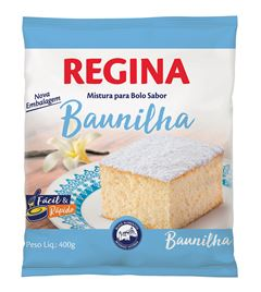 MISTURA BOLO BAUNILHA REGINA