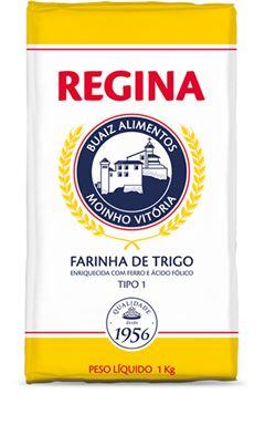 FARINHA DE TRIGO REGINA PAPEL