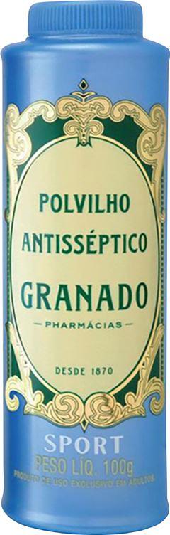 POLVILHO ANTISSÉPTICO SPORT GRANADO