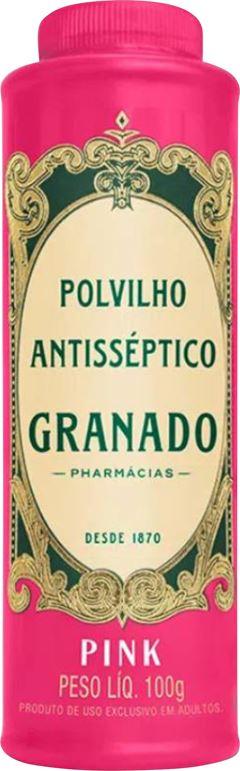 POLVILHO ANTISSÉPTICO PINK GRAMADO