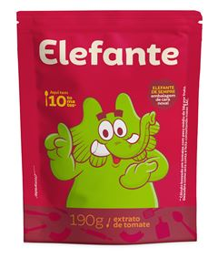 EXTRATO TOMATE STAND UP ELEFANTE