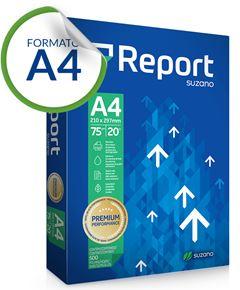 PAPEL A4 210X290 MM REPORT