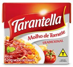 MOLHO TOMATE TRADICIONAL TP TARANTELLA