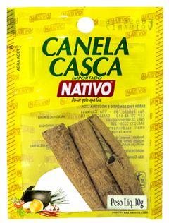 CANELA CASCA NATIVO