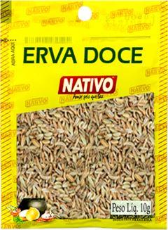 ERVA DOCE NATIVO