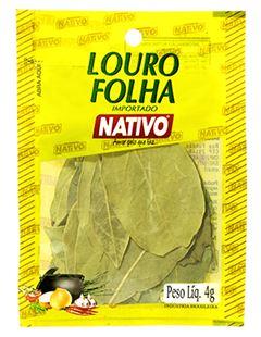LOURO FOLHA NATIVO