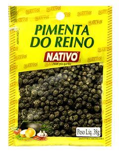 PIMENTA DO REINO GRÃO NATIVO
