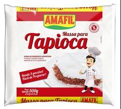 MASSA PARA TAPIOCA AMAFIL