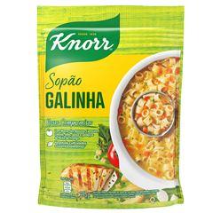 SOPÃO GALINHA COM MAIS MACARRÃO KNORR