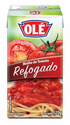 MOLHO OLE REFOGADO TP