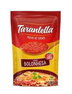 MOLHO TOMATE BOLONHESA SACHÊ TARANTELLA
