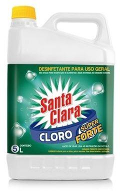 CLORO SANTA CLARA
