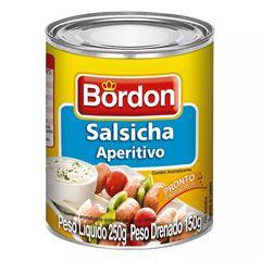 SALSICHA APERITIVO LATA BORDON