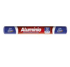 ROLO ALUMINIO 45CM X 7,5 METROS LIFE CLEAN