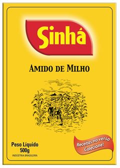 AMIDO DE MILHO SACHÊ SINHÁ