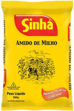 AMIDO DE MILHO SACHE SINHÁ
