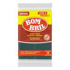 ESPONJA MULTIUSO LEVE 4 PAGUE 3 BOMBRIL
