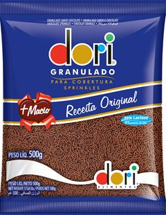 CHOCOLATE GRANULADO DORI