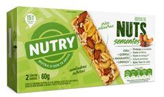 BARRA NUTS SEMENTES NUTRY