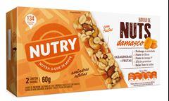 BARRA NUTS DAMASCO NUTRY