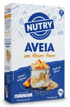 AVEIA FLOCOS FINOS CAIXA NUTRY