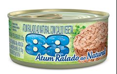 ATUM RALADO NATURAL 88