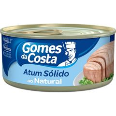 ATUM SÓLIDO NATURAL GOMES DA COSTA