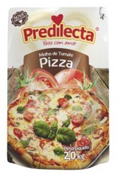MOLHO PIZZA STAND UP PREDILECTA