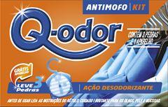 ANTI MOFO CABIDE APARELHO + 3 REFIL Q-ODOR