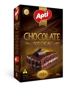 CHOCOLATE EM PÓ 50% CACAU PREMIUM APTI