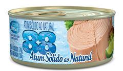 ATUM SÓLIDO NATURAL 88
