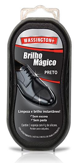ESPONJA BRILHO MÁGICO PRETO WASSINGTON