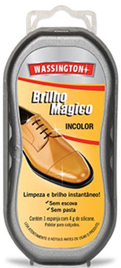 ESPONJA BRILHO MÁGICO INCOLOR WASSINGTON