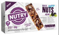 BARRA NUTS ZERO AÇAÍ NUTRY