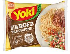 FAROFA PRONTA TRADICIONAL YOKI