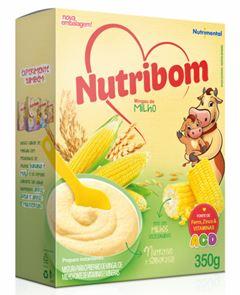 MINGAU MILHO NUTRIBOM