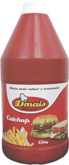 CATCHUP GALÃO D MAIS