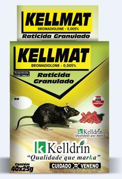 RATICIDA GRANULADO KELLMAT