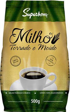 CAFÉ DE MILHO SUPERBOM