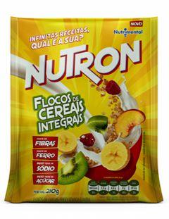 FLOCOS DE CEREAIS NUTRON