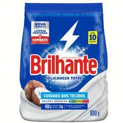 LAVA ROUPAS PÓ DELICADEZA SACHÊ BRILHANTE