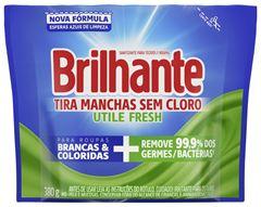 TIRA MANCHAS PÓ SEM CLORO FRESH SACHÊ UTILE BRILHANTE