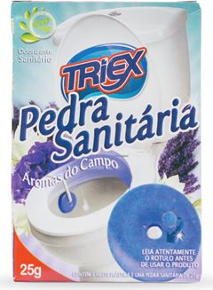 PEDRA SANITÁRIA AROMAS DO CAMPO TRIEX