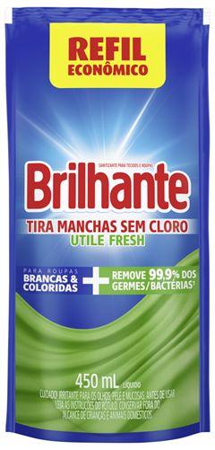 TIRA MANCHAS SEM CLORO ULTILE FRESH SACHÊ BRILHANTE