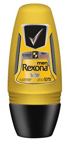 DESODORANTE ROLLON MEN V8 REXONA