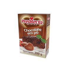CHOCOLATE EM PÓ PREDILECTA