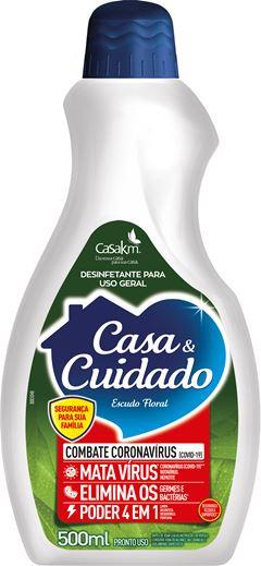 DESINFETANTE ESCUDO FLORAL CASA & CUIDADO