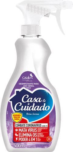 DESINFETANTE BRISA SERENA GATILHO CASA & CUIDADO