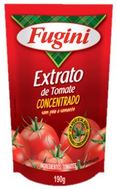 EXTRATO TOMATE SACHÊ FUGINI