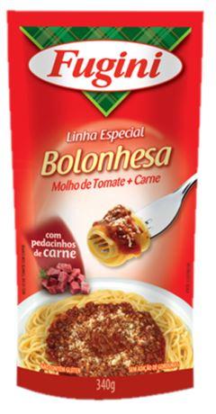 MOLHO TOMATE BOLONHESA SACHÊ FUGINI